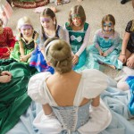 A Living Fairytale Children's Party
